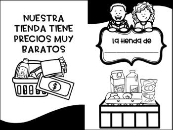 Shopping in Spanish - De compras , la ropa , la comida