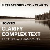 How to Clarify Complex Text: The Essential Guide
