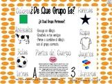 ¿De Que Grupo Es? The Basics: Convergent naming, categories, EET support