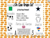 ¿De Que Grupo Es? The Basics: Convergent naming, categorie