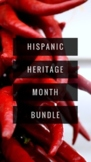 Hispanic Heritage Month Projects and Activity Bundle