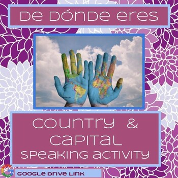 De dónde eres Country Capital Speaking