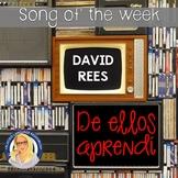 De ellos aprendí Spanish Song Activities Packet / Song of
