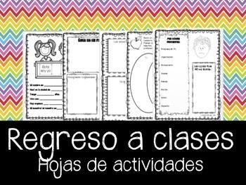 De regreso a clases