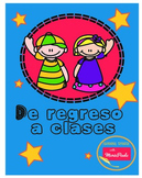 De regreso a clases (Back to school)