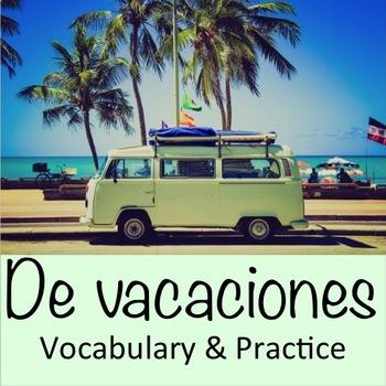 De vacaciones ¡Así se dice! Capítulo 7 Vocabulary PowerPoint