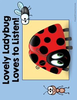 DeBug Printable and Lovely Ladybug Printable