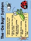 DeBug Printable and Lovely Ladybug Printable