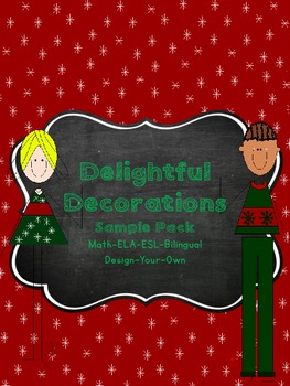 DeLIGHTful Decorations Sample Pack