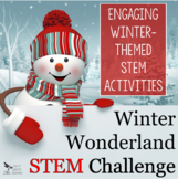 Winter STEM - A Winter Wonderland-Themed STEM Activity Pack {Holiday STEM}