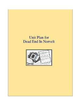 Dead End in Norvelt Complete Literature and Grammar Unit