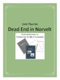 Dead End in Norvelt Novel Unit Plus Grammar