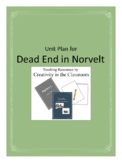 Dead End in Norvelt Novel Unit Plus Grammar