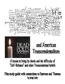 Dead Poet's Society and Transcendentalism