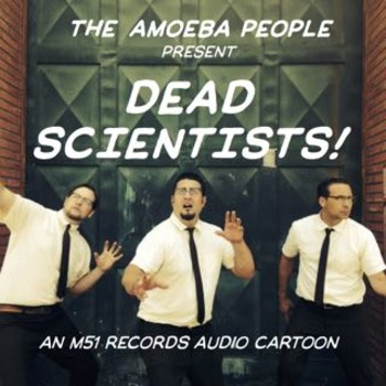 Dead Scientists Audio Cartoon! (Episode 1: Alfred Wegener)