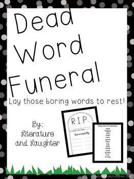 Dead Word Funeral