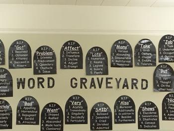 Dead Word Graveyard