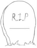 Dead Words: A Word Cemetery