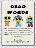 Dead  Words Zombie Style