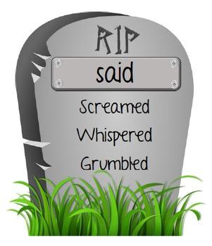 Dead words Display