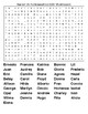 Deadliest Named US Hurricanes1950-2007 Crossword & Word Search