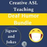 Deaf Humor Bundle - ASL, Deaf Culture