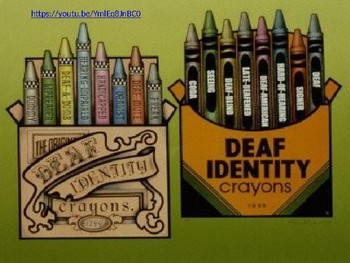 Deaf Identity Powerpoint