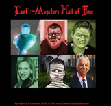 Deaf Monsters Hall of Fame