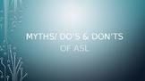 Deaf Myths