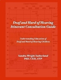 Deaf and Hard of Hearing Itinerant Consultation Guide