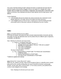 Deaf and Hearing People Course Outline