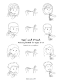 Deaf and Proud: An Activity Packet for ages 5-10