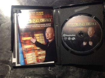 Deal or No Deal DVD game