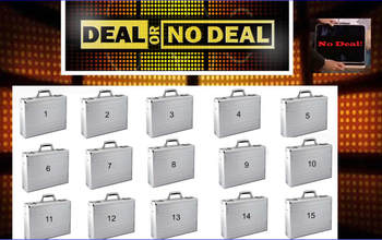 deal or no deal smart board game by how to tech tpt