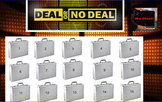 Deal or No Deal SMART board game