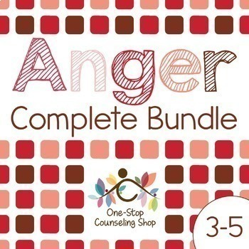 Anger Complete Bundle (Grades 3-5)