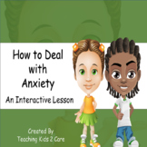 How to Deal With Anxiety - An Interactive PowerPoint / Whi