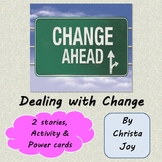 Dealing with Change Social Story and Cut and Paste Activity