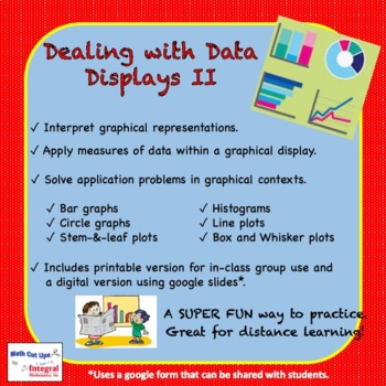 Dealing with Data Displays II
