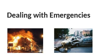 Dealing with Emergencies