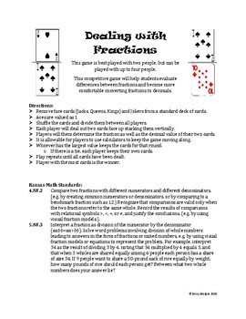 Dealing with Fractions