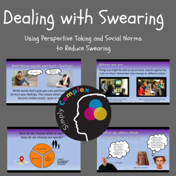 Dealing with Swearing; Cursing