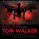 """Devil and Tom Walker,"" Washington Irving short story, CCSS, Deals with Devil"