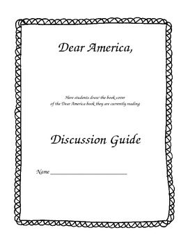 Dear America Discussion Guide