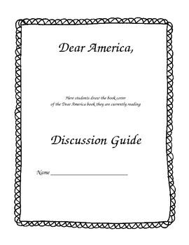 Dear America Discussion Guide