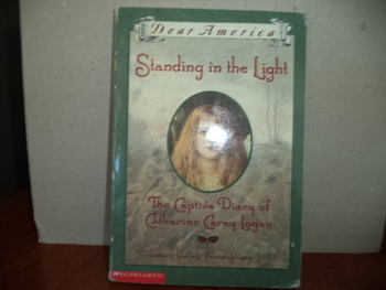 Dear America - Standing in the Light ISBN 0-439-44554-X