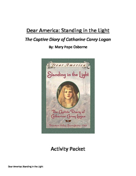 Dear America: Standing in the Light Study Guide