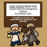 Dear Austin Novel Study