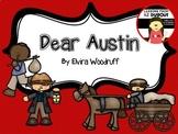 Dear Austin by Elvira Woodruff - Literacy Unit with STEM -