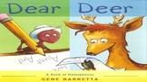 Dear Deer SMARTboard presentation